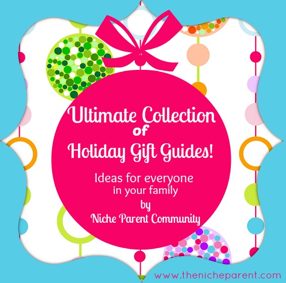 A Collection of Holiday Gift Guides for everyone on your list via @NicheParent