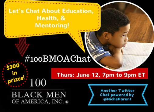 Join us for a Twitter Chat with #100BMOA