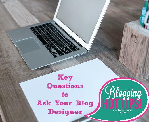 Ask Your Blog Designer
