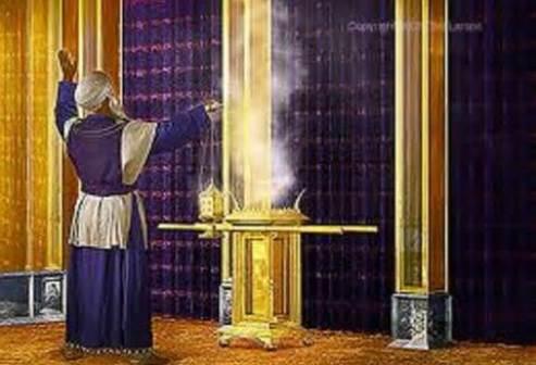 Priest Interceding