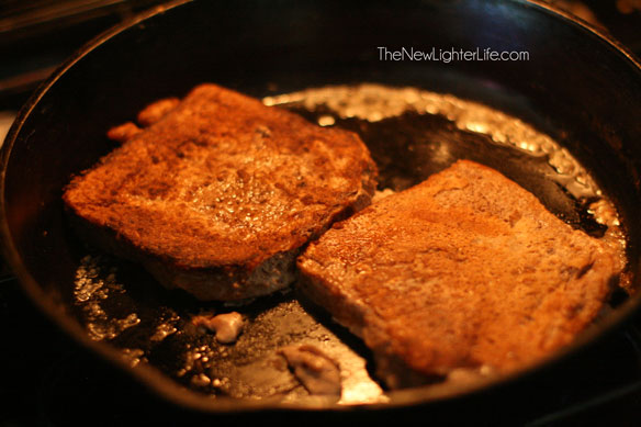 frying-protein-french-toast