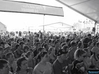 Newport Folk Fest 2012 Harbor Stage Crowd