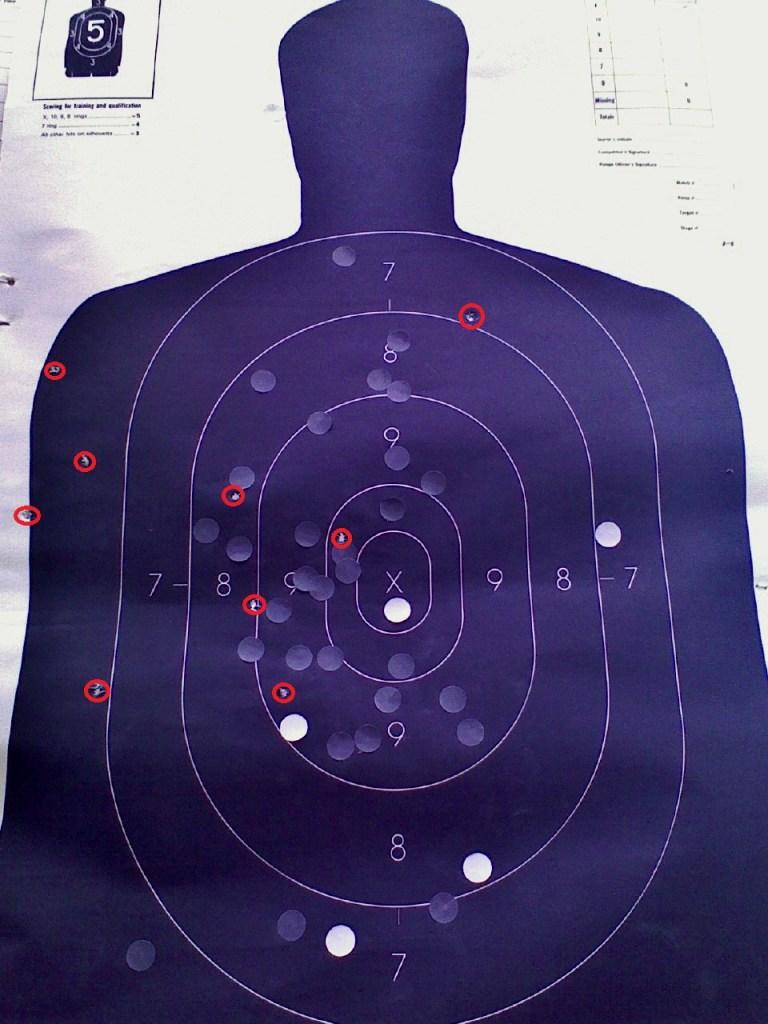 marksmanship, rifleman