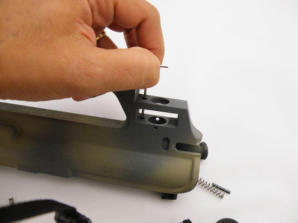 AR15 Rear Sight Installation (3)