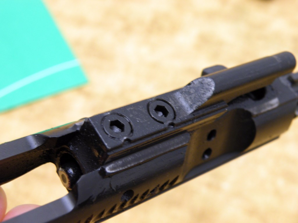 Rifle Ready Gas key