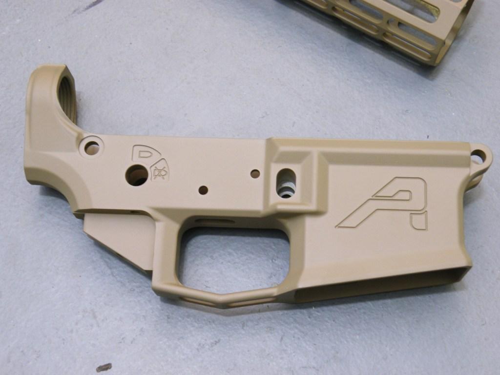 Aero Precision Builders Set M4E1 Atlas S-One (10)