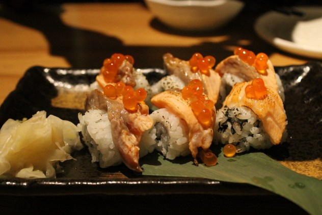 October 11, 2014 - Japanese Dinner (3)