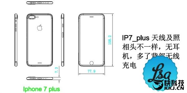 iPhone 7, iPhone 7 Plus, iPhone 7 Pro, Apple