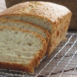 fermented sourdough bread