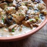 Coconut Satay Chicken