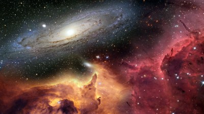 20 Awesome Galaxy Wallpapers HD - The Nology