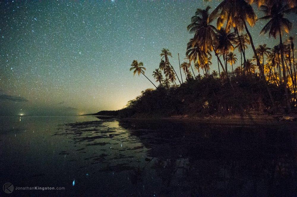 Night Sky Molokai