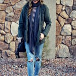 LAYERED UP: WEEKEND ERRANDS