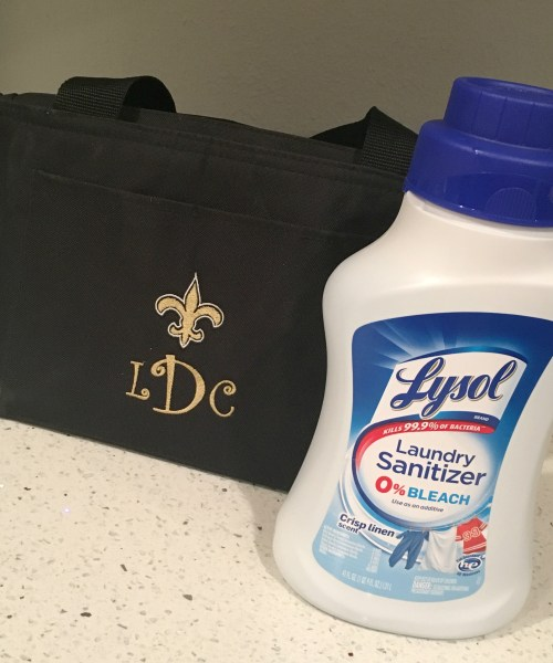 Medium Of Lysol Laundry Sanitizer