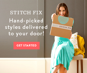 Lookin' Good with Stitch Fix