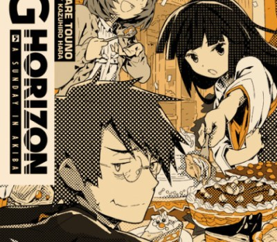 Log Horizon: A Sunday in Akiba Volume 5