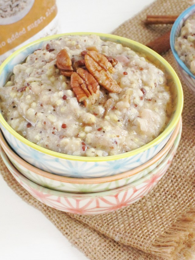 Purely Elizabeth Ancient Grains Oatmeal Product Review