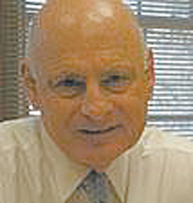 Belleville Chief Judge Frank Zinna