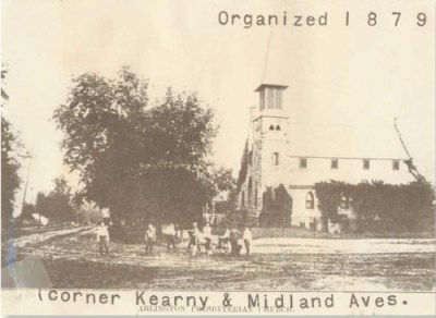 Photo courtesy Kearny Museum