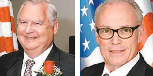 www.Belleville-nj.org Left: Mayor Raymond Kimble Right: Councilman Joseph Longo
