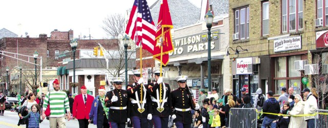 2016-03-13 West Hudson St Patrick's Day Parade 4
