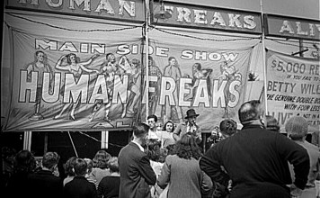 Freak Show: 10 Most Famous Circus Sideshow Performers