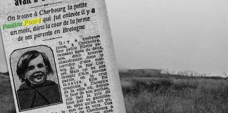 The Mysterious Disappearance of Little Pauline Picard