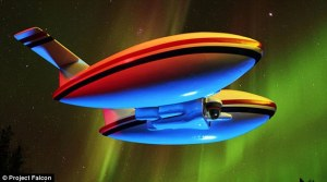 The Falcon Project will use the Aurora airship to look for Bigfoot in California, with Dr. Jeff Meldrum