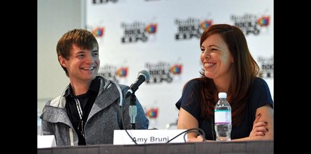 Adam Berry Amy Bruni new Destination America TV show Kindred Spirits