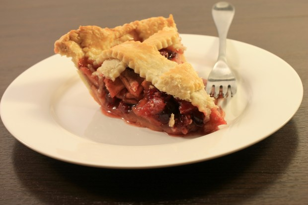 Cranberry Apple Pie Recipe – With Homemade Crust!