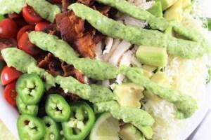 Chicken-BLTA-Salad