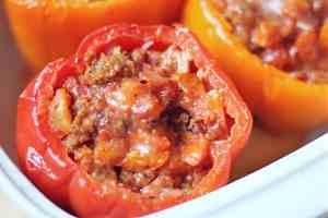 Italian-Stuffed-Peppers