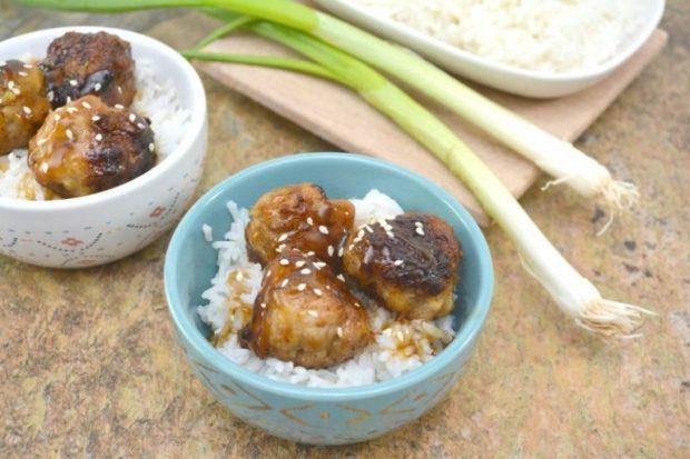 Teriyaki-Honey-Chicken-Meatballs