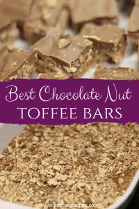 Best Toffee Bar Recipe