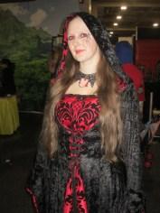 Sorceress costume at SLCC 2013