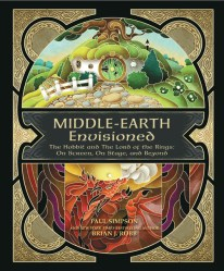 Middle-earth Envisioned by Brian J Robb and Paul Simpson.