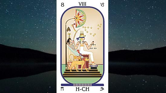 Arcanum VIII. Justice (The Balance)