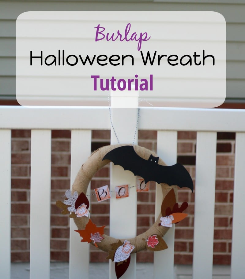 粗麻布-Halloween-Wreath-Tutorial