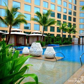 JW Marriott, Mumbai Sahar – Hotel Review