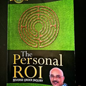 'The Personal ROI Reverse Order Inquiry' by BK Jayasimha Book Review
