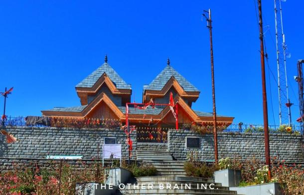 TaraDevi Temple, Shimla - TaraDevi Temple Trek Shimla