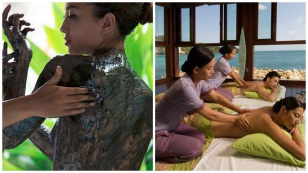 Lave Me Tender & Jade Sensation Spa Therapy at Ayana Resort bali