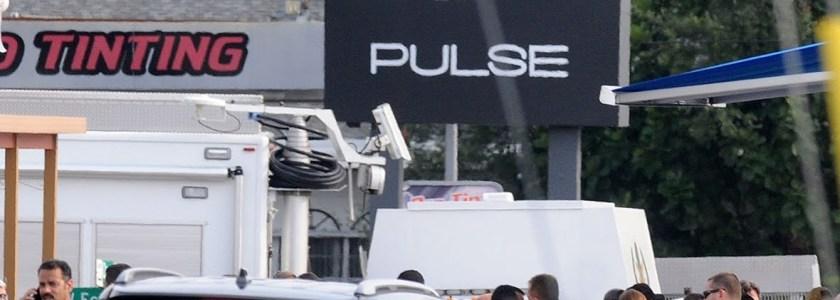 The Exterior Of Pulse Nightclub, Orlando