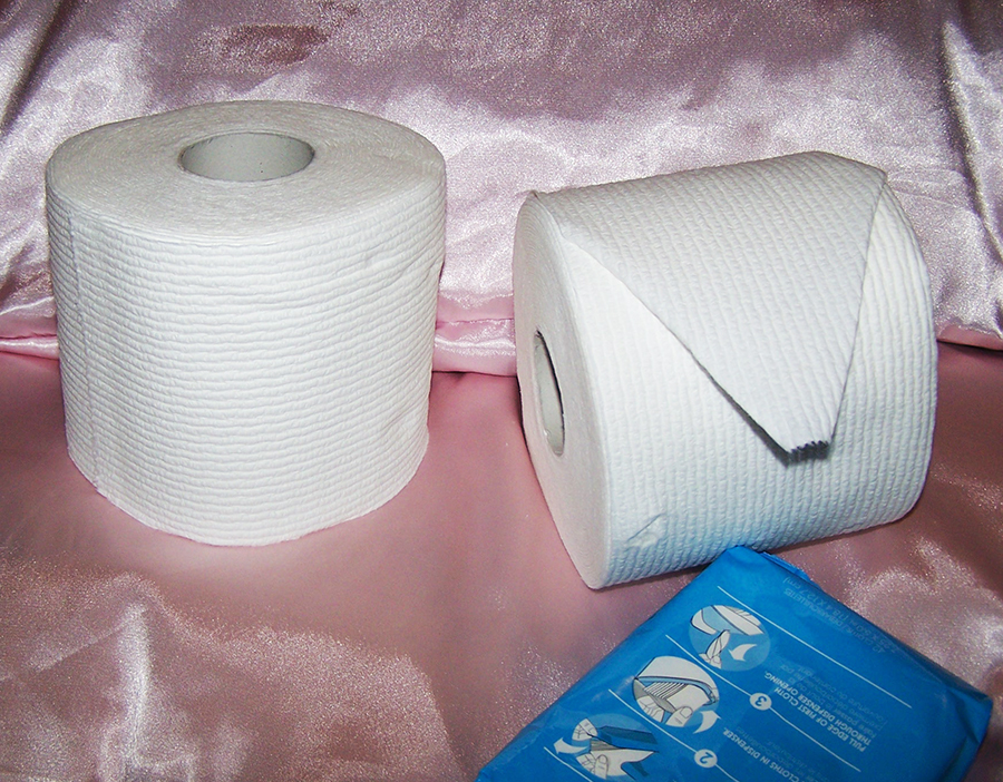 Cottonelle Flushable Wipes and Clean Care