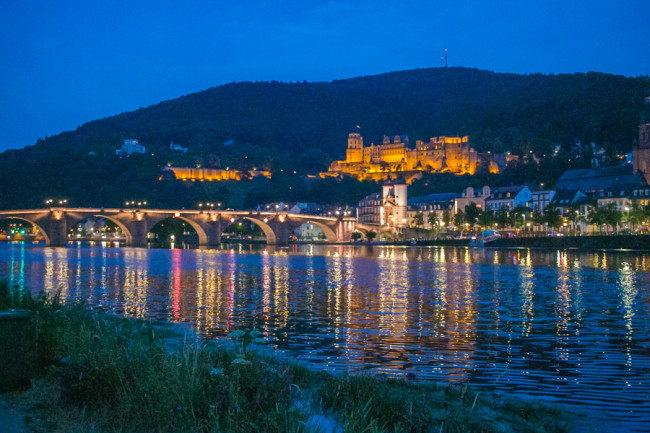 Heidelberg, Germany - The Overseas Escape-13