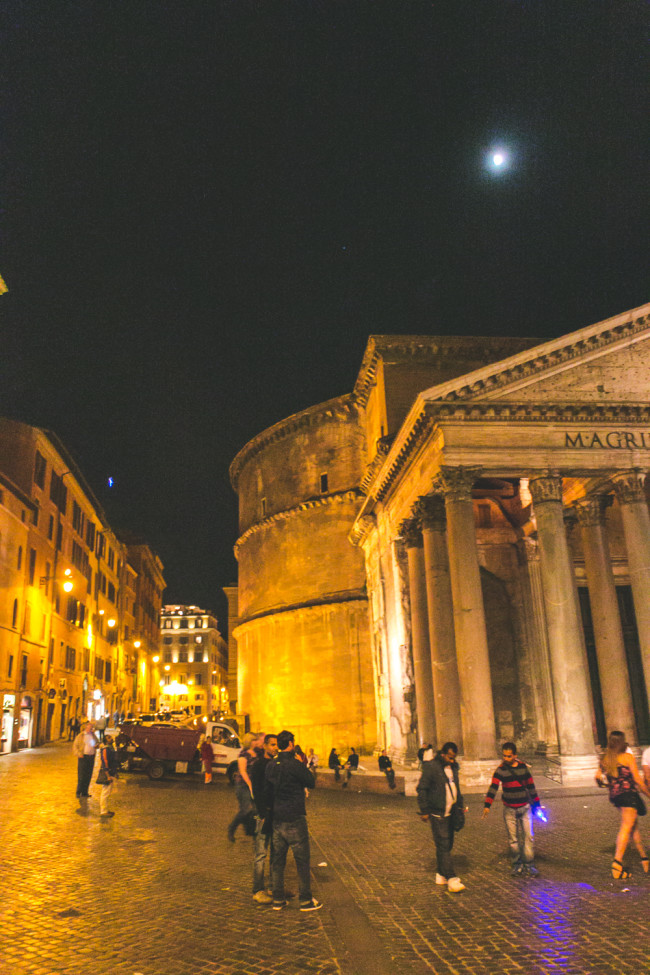 Rome, Italy - The Overseas Escape-78