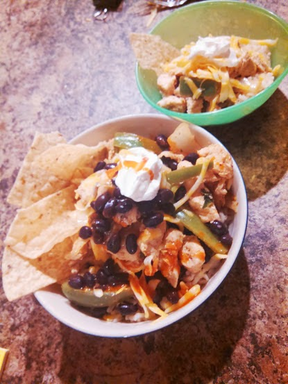 Fajita Bowls : [Cooking With Toddlers #2]