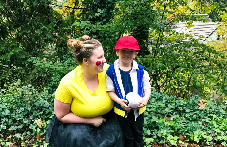 DIY Costumes with Deseret Industries