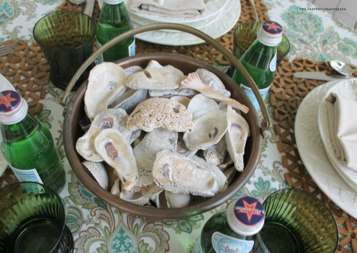 oyster-shells-copper-pot-closeup-the-painted-chandelier