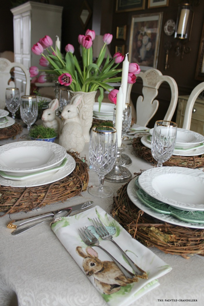 bunny-napkin-mikasa-english-countryside-bowls-easter-table